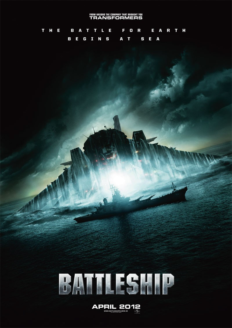 Battleship - Technical Director - Effecst & Lighting @ Industrial Light & Magic SF