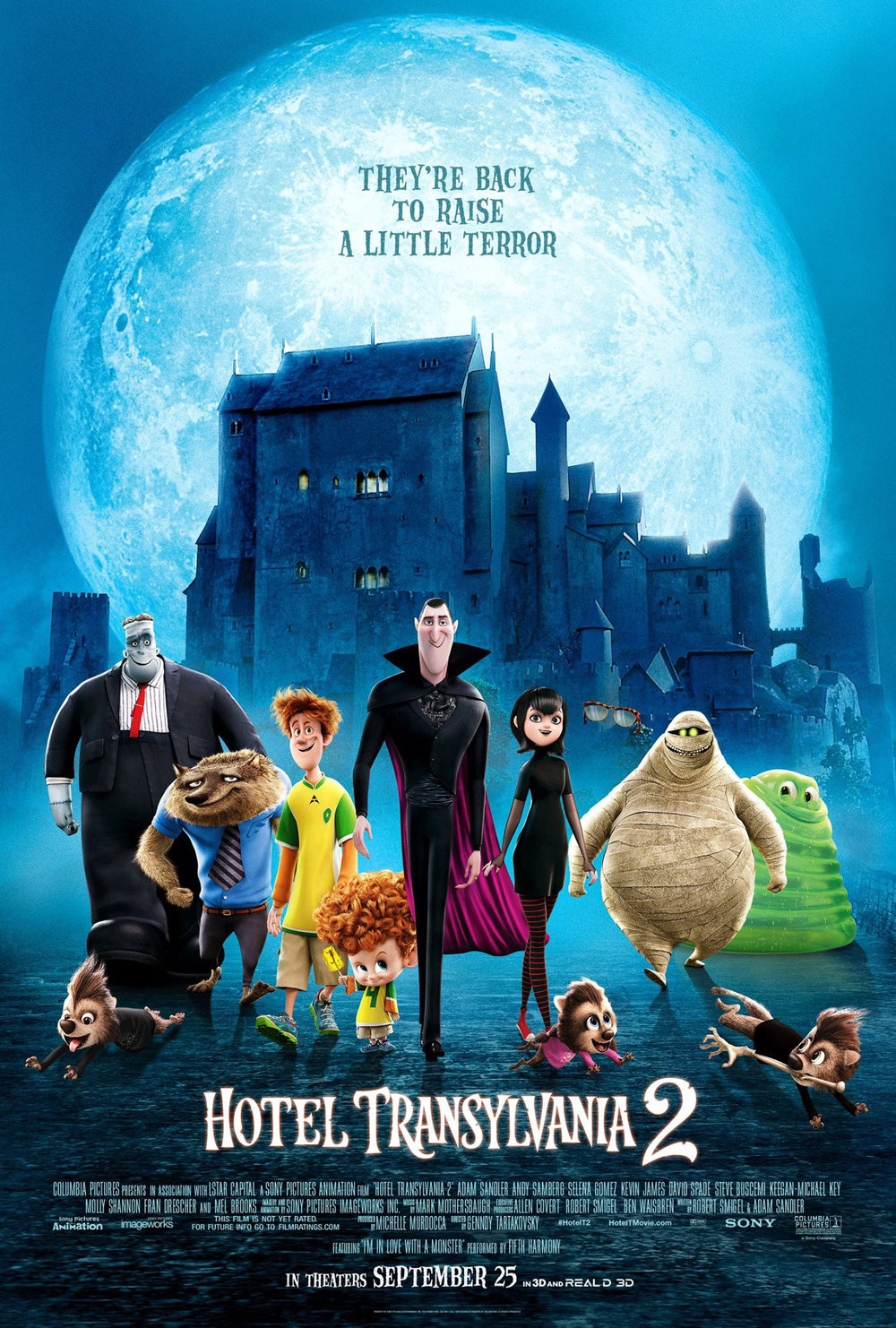 Hotel Transylvania - Senior Lighting & Lookdev Technical Director @ Sony Pictures Imageworks Vancouver
