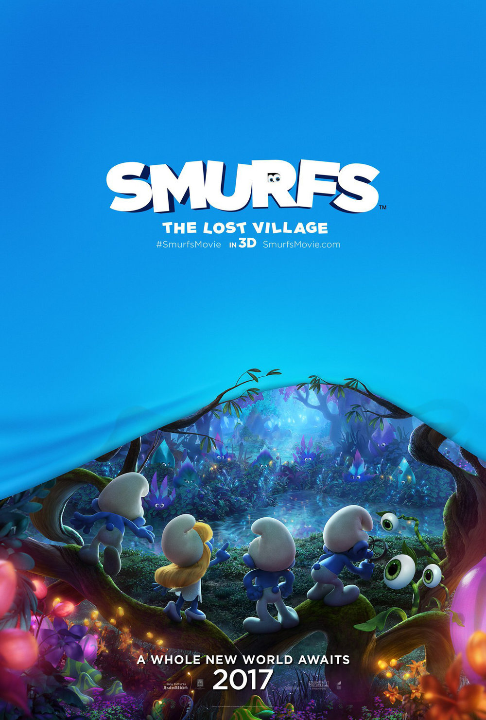 Smurfs: The LOST VILLAGE - Show Technical Lighting Lead @ Sony Imageworks Vancouver