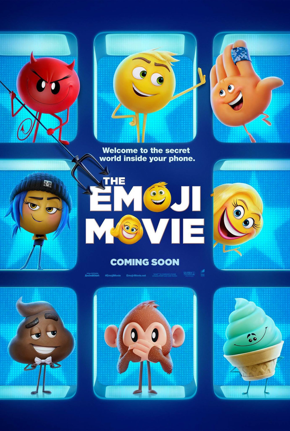 The Emoji Movie - Show Technical Lighting Lead @ Sony Imageworks Vancouver