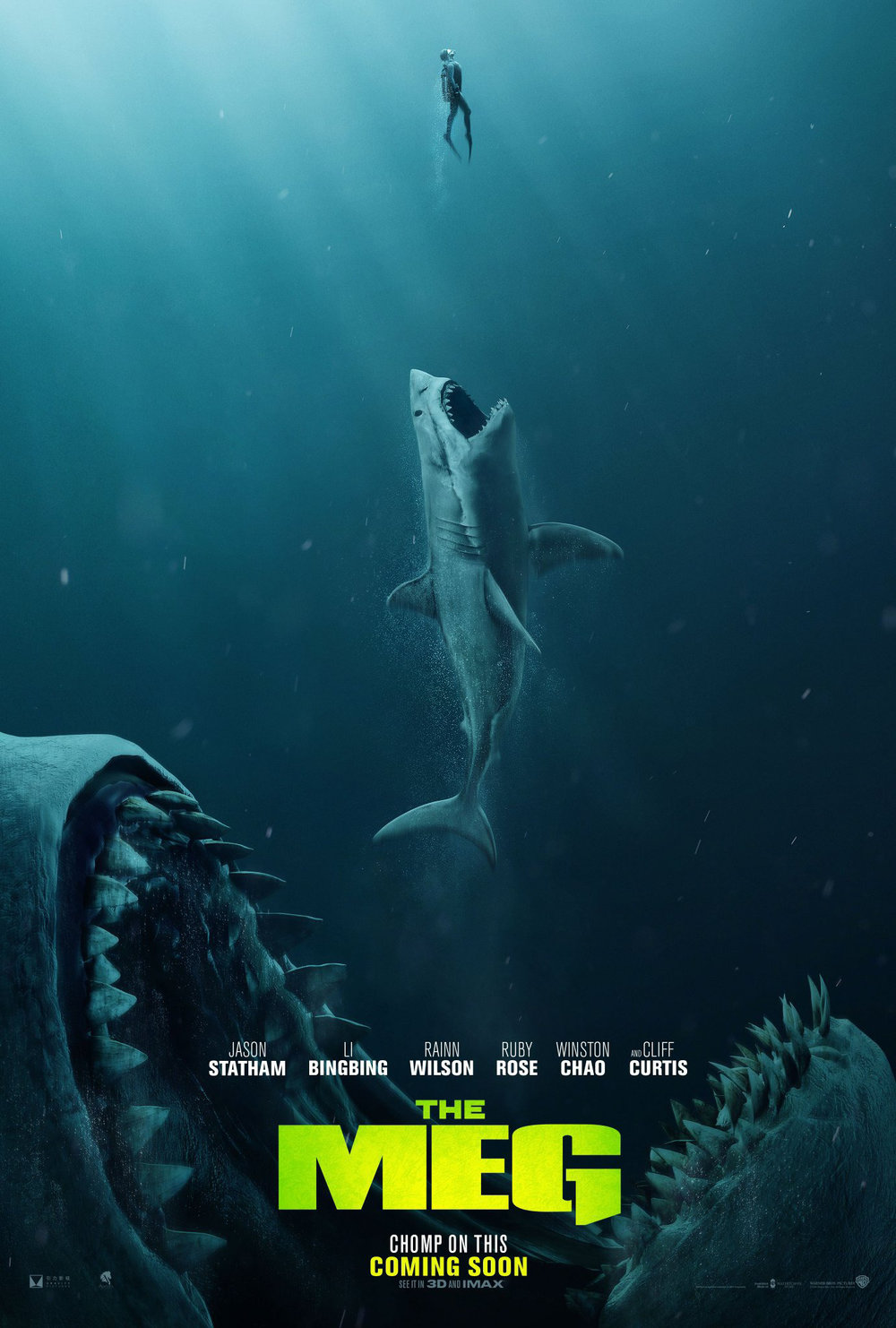 The Meg - Lighting Lead/Supervisor @ Sony Imageworks Vancouver