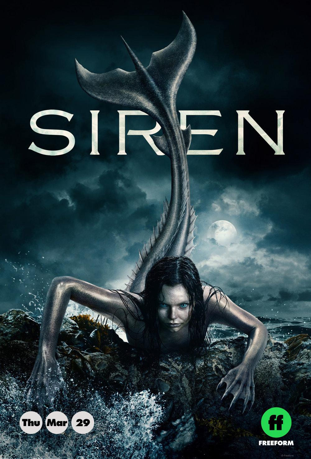 Siren - Season 1 - CG Supervisor @ Pixomondo Vancouver