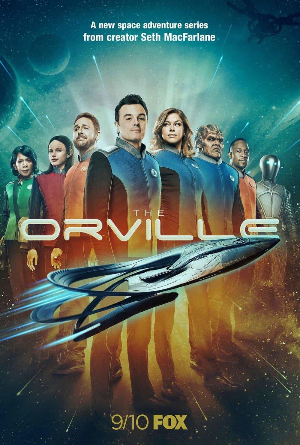 The Orville - Season 2 - Head of CG & CG Supervisor @ PIXOMONDO Vancouver