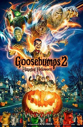 Goosebumps 2: Haunted Halloween - Head of CG & CG Supervisor @ PIXOMONDO Vancouver