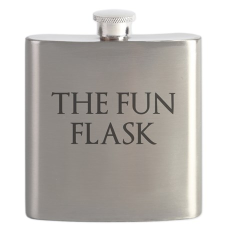 A Fun Flask for your next Ivy League Tailgate by Cafepress
