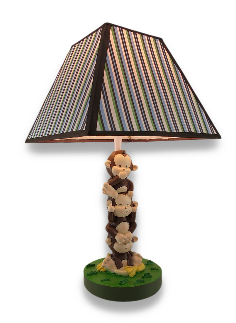 Obscene Monkey Lamp on Amazon