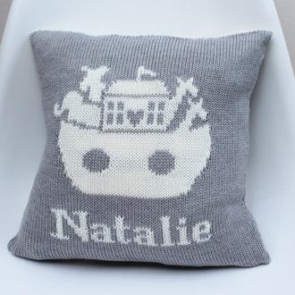 /personalised-girls-noahs-ark-cushion