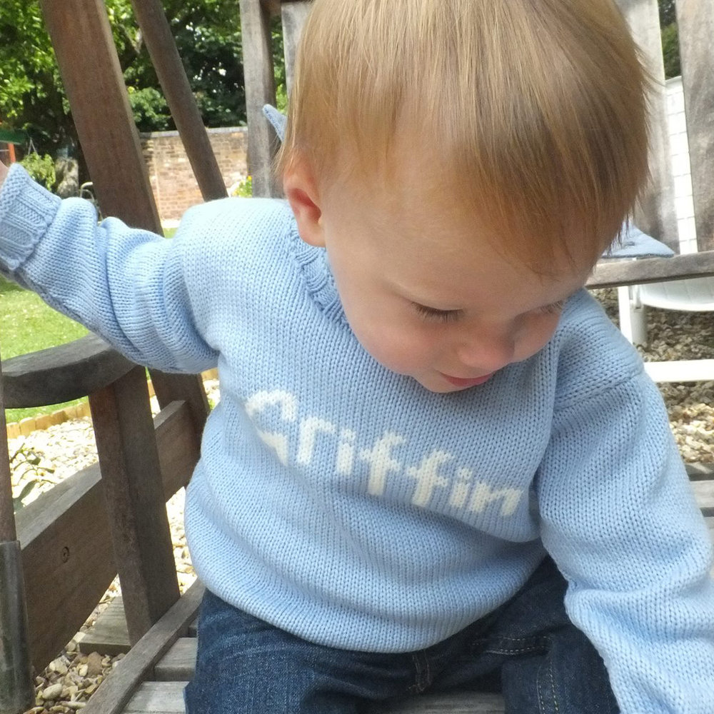 BABY BLUE -
