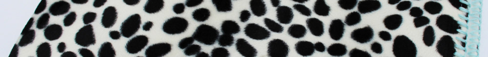 animal print baby blankets