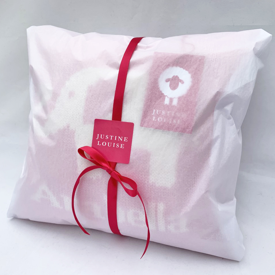 luxury knitted baby gifts