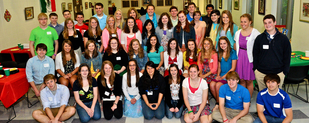 MHS Interact Club, a Rotary sponsored service club for high school students.