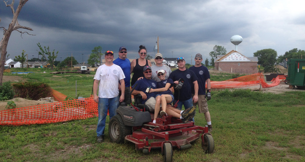 Washington Tornado Cleanup
