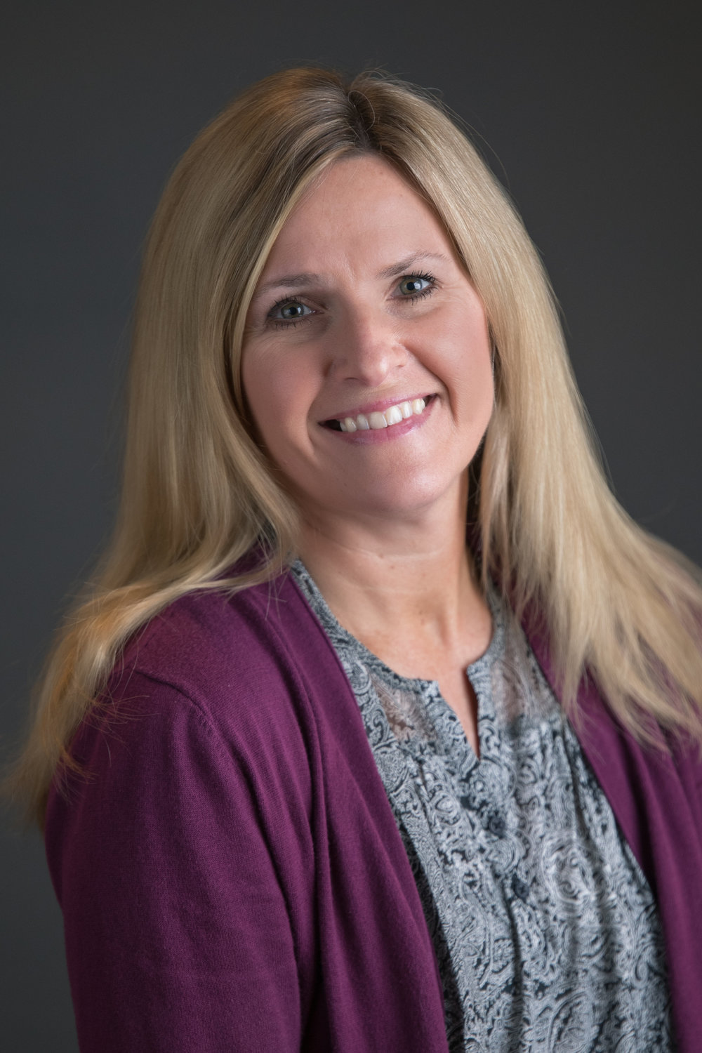 Darcy Riddle, Administrative Assistant