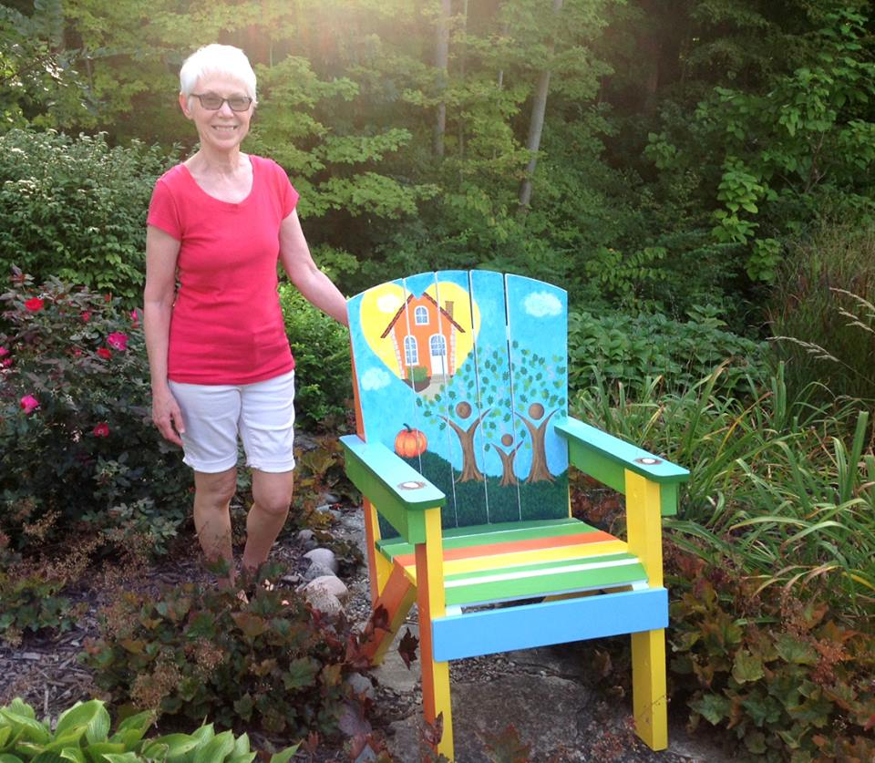 Artist, Dorothy Ewald