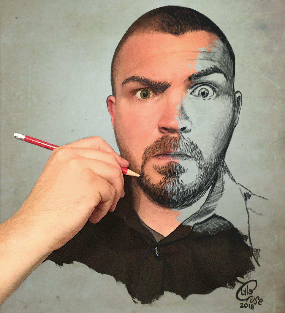 Lyle Cruse, Artist