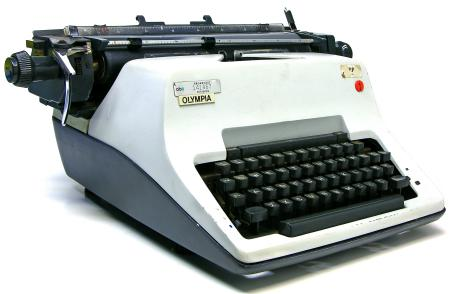 Not among the ten, but this German Olympia SG-3 from 1977 was probably the best manual typewriter ever built. I speak from personal experience. It was comfortable, precise, easy to use and the printed results were fantastic for a manual machine