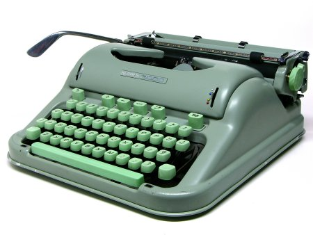 Hermes 2000, one of the best but not worth a kidney, even in 1963. Photo: Machinesoflovinggrace.com