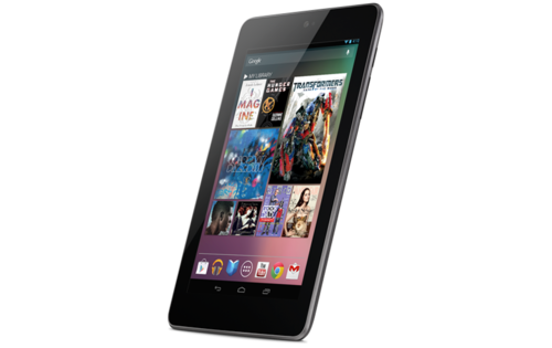 Nexus 7: Cuddlesome and disposable