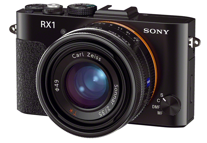Sony's new RX1 is the world's first full-frame fixed-lens digital camera will set new standards among enthusiast and professional photographers