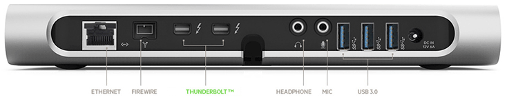 Could the Belkin Thunderbolt dock open the floodgates for more expansion peripherals?