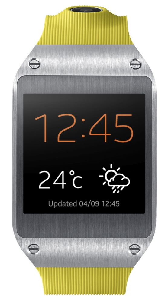 Samsung's new Android companion, the Galaxy Gear, is the first really serious contender for space on your wrist