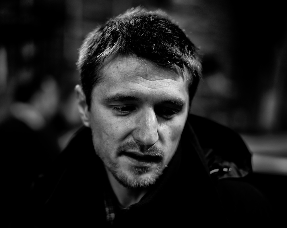 Marcin from Katowice, a great streettog with a liking for Ricoh GRs