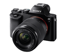 The Sony A7 with kit zoom is a full-frame camera for the price of APS-C.