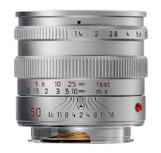 The chrome version of the 50mm Summilux, made of brass, is a gorgeous and fabulously competent lens for any M camera. But it is 125 grams heavier than its all-black sibling and this can make for a relatively unwieldy combination.