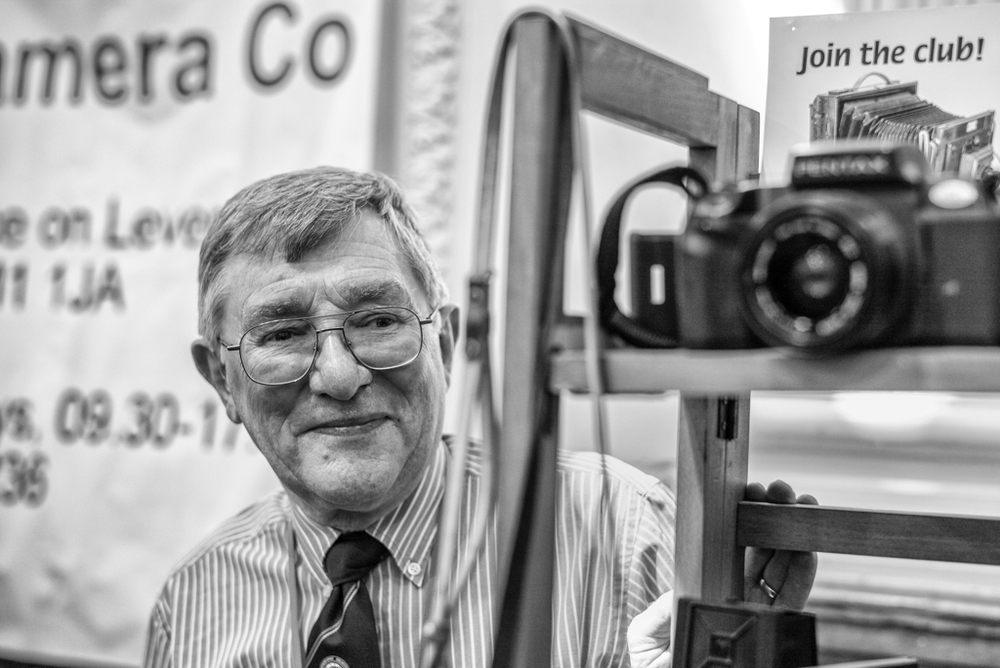 Join the Photographic Collectors' Club with Jonathan Hill, South-West chairman (www.pccgb.com). The PCCGB is the organiser of the annual Photographica photo fair at the Royal Horticultural Halls in Victoria