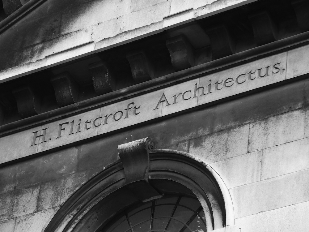 200mm telephoto--Henry Flitcroft, church architect