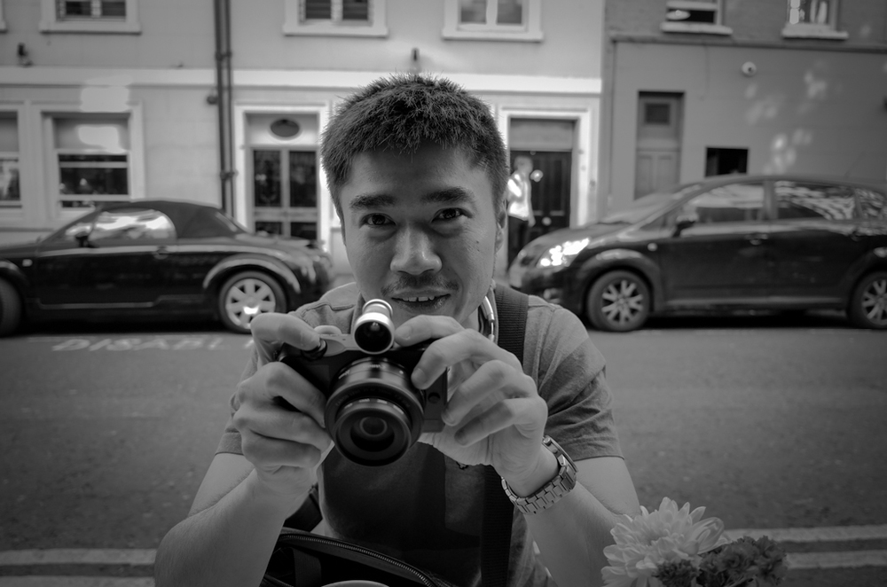 "Kwan: ""The 22mm pancake perfectly complements the little Canon and produces outstanding image quality"""