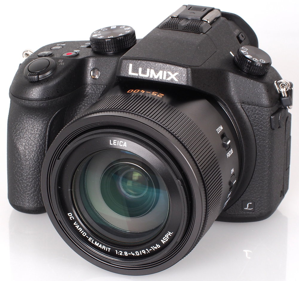Panasonic FZ1000: Is it the harbinger of doom for DSLRs and interchangeable-lens cameras in general? Photo courtesy of ephotozine.com where you can find a full test of the camera.