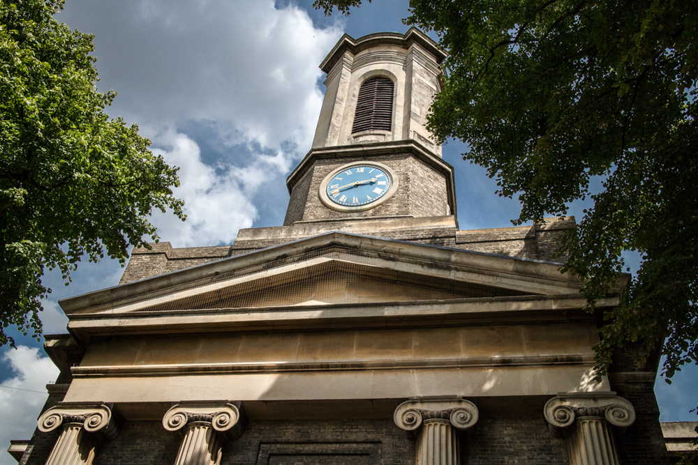 St. Peter's Church, Hammersmith, f/6