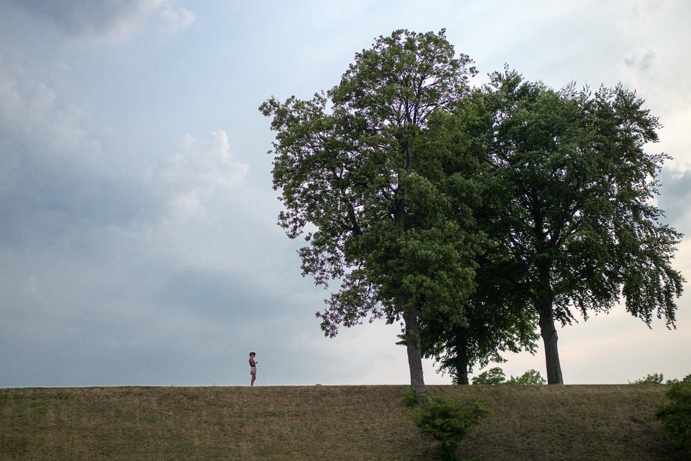 Horizon jogger, Leica M, 50mm Summilux