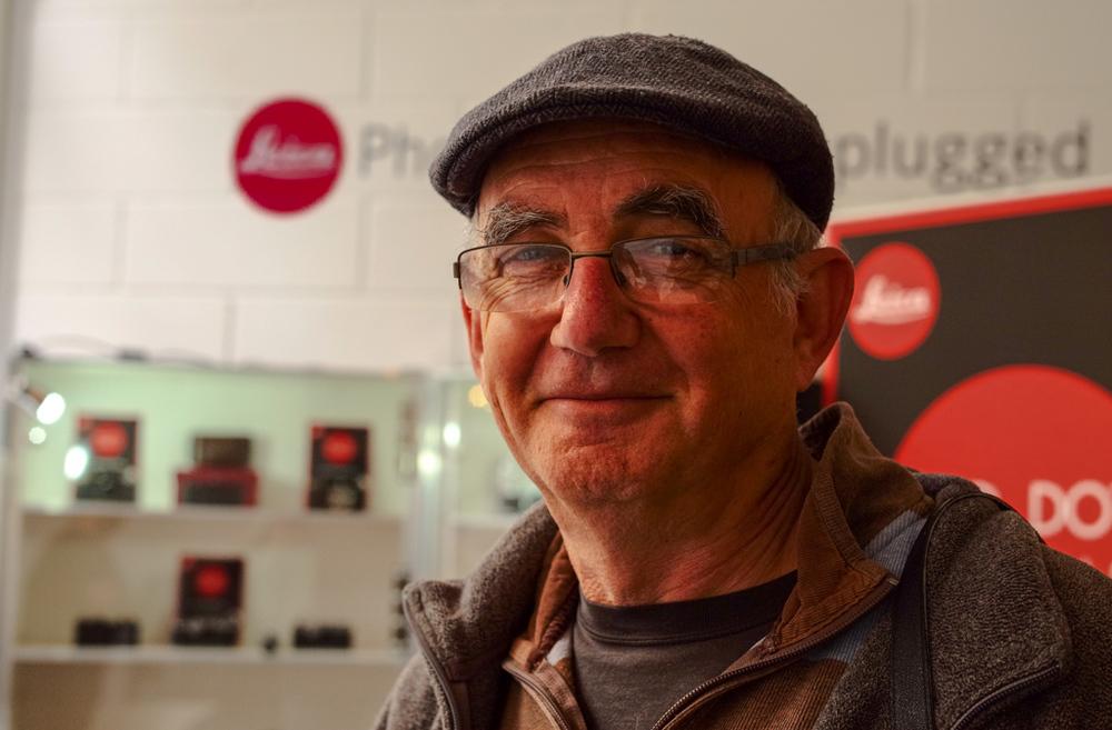 Aldred Eisenstadt's nephew, Allan Leas (50mm Summilux)