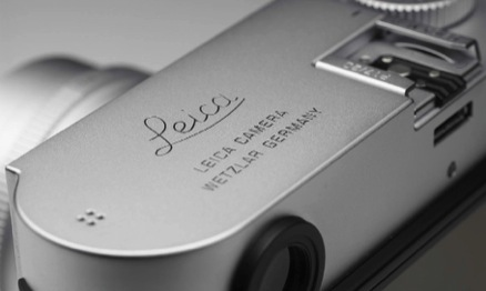 Discreet and yet traditional: The Leica M-P