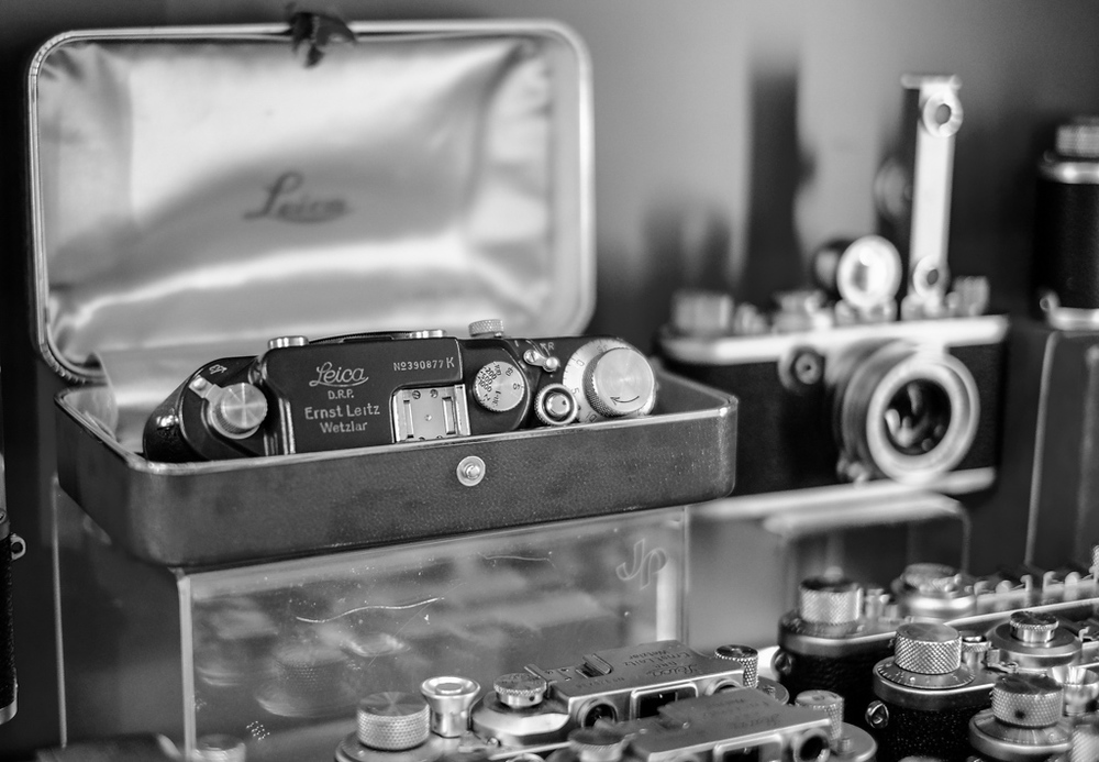 If it's an classic Leica you are after, there is a magnificent collection to choose from at Red Dot
