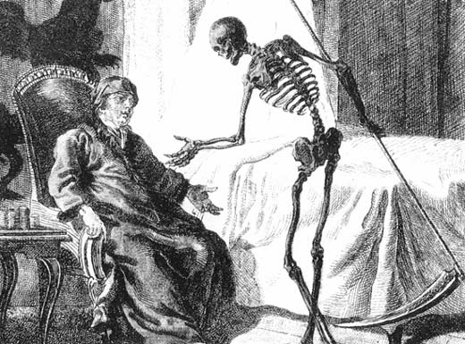 I bequeath: The Grim Reaper also needs to harvest your most secret passwords