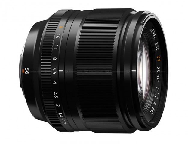 Squat, fast an fat: The superbly capable Fuji 56mm f/1.2 (Photo popphoto.com)