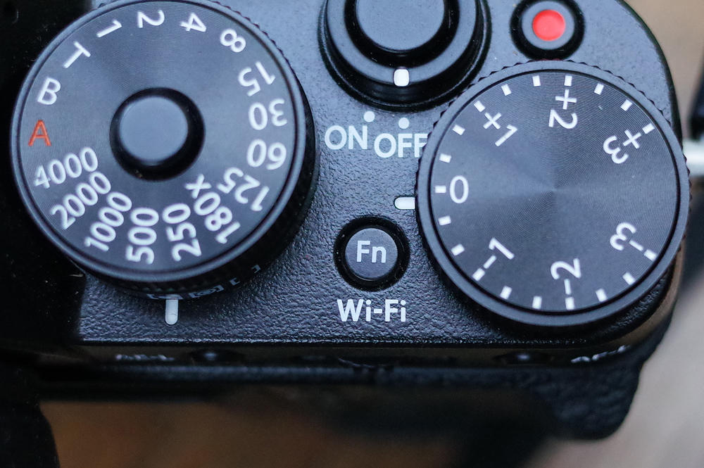 Wifi capability, as here on the X-T1 is easy to predict
