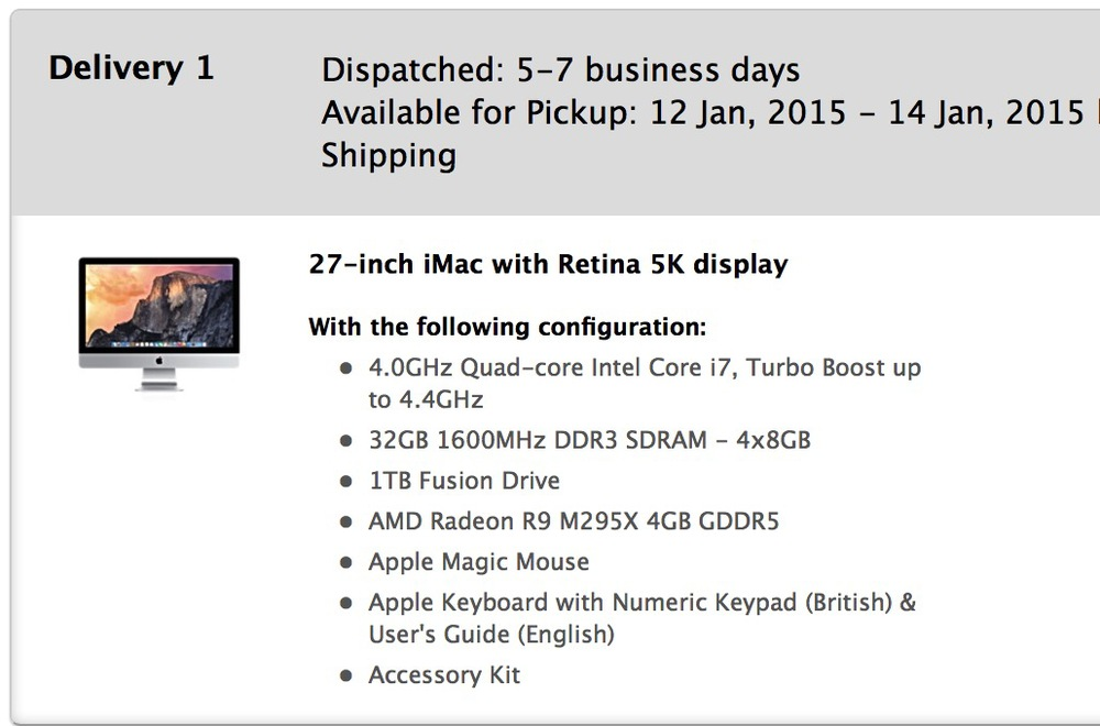 A new computer is always worth preparing for, especially when it is the new retina 5K iMac with boosted processor and memory. Planning for the migration of your data from the old computer is essential