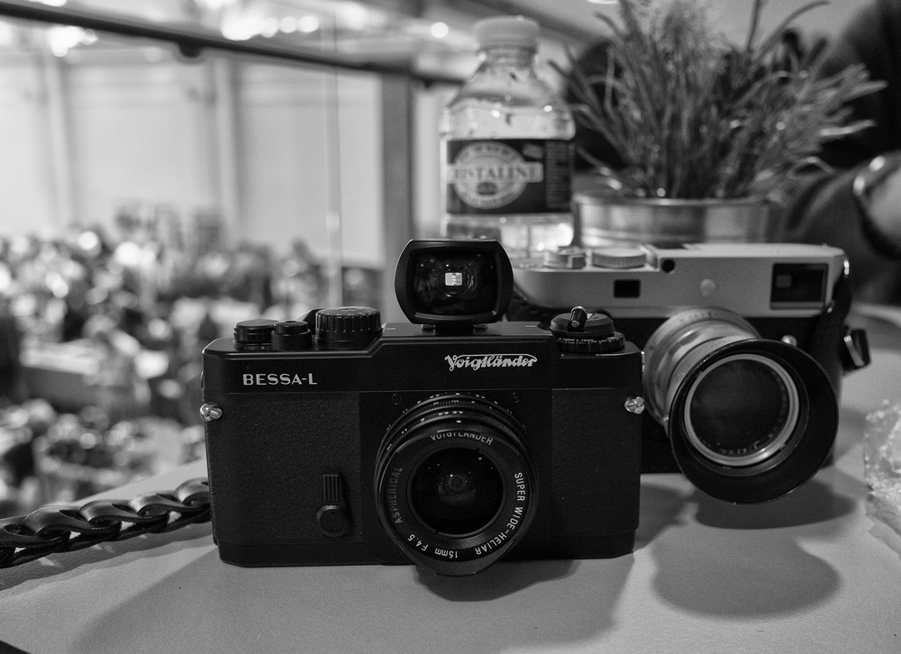 A new Voigtländer joins the stable: f/3.5 @ 1/125s, ISO 1250