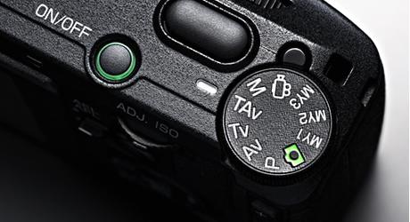 Simple, precise controls