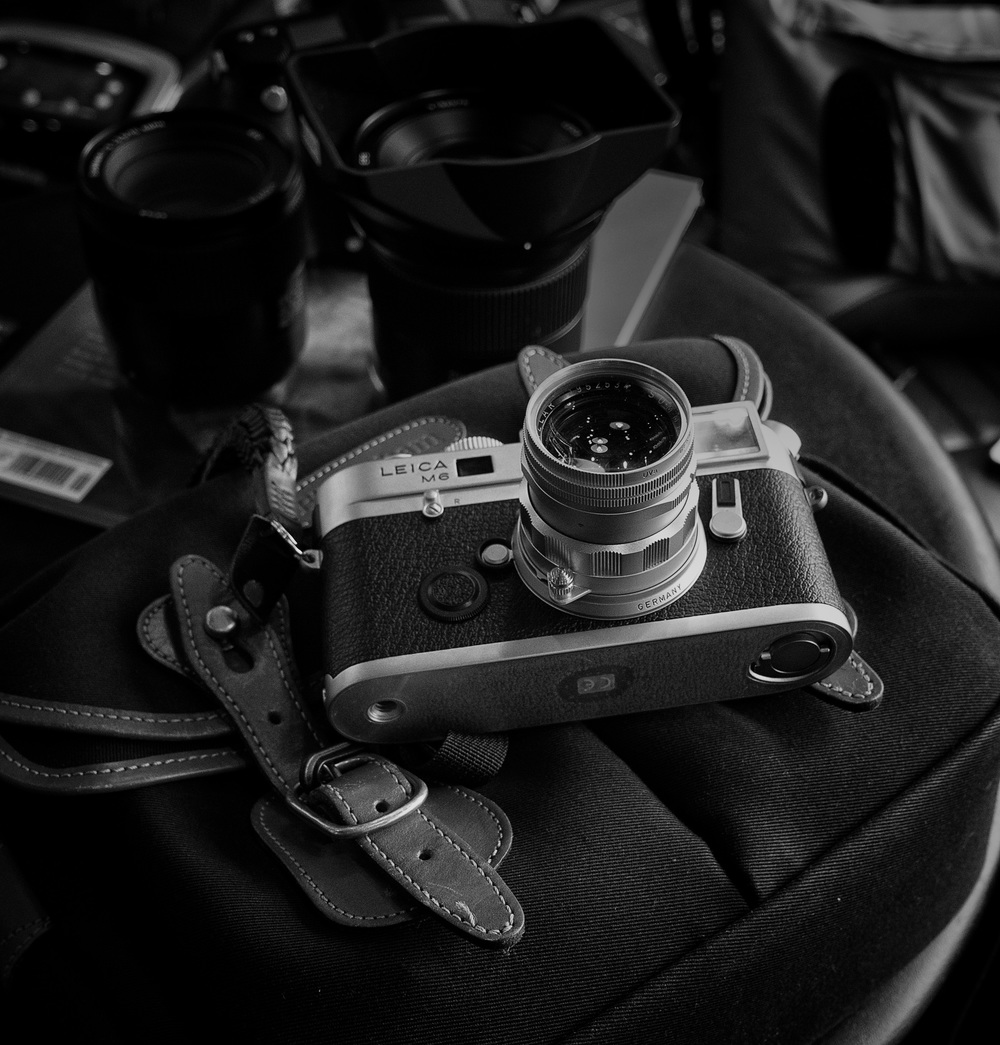 Travel with film: Leica M6 TTL, vintage 2000, with 1963 50mm rigid Summicron (Photo D-Lux)