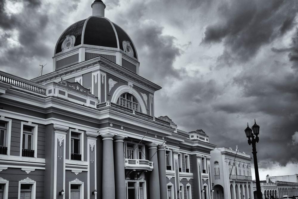 Palacio De Gobierno in Cienfuegos