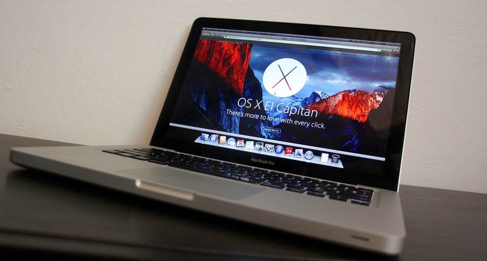 $130 and this venerable MacBook Pro is back in the running