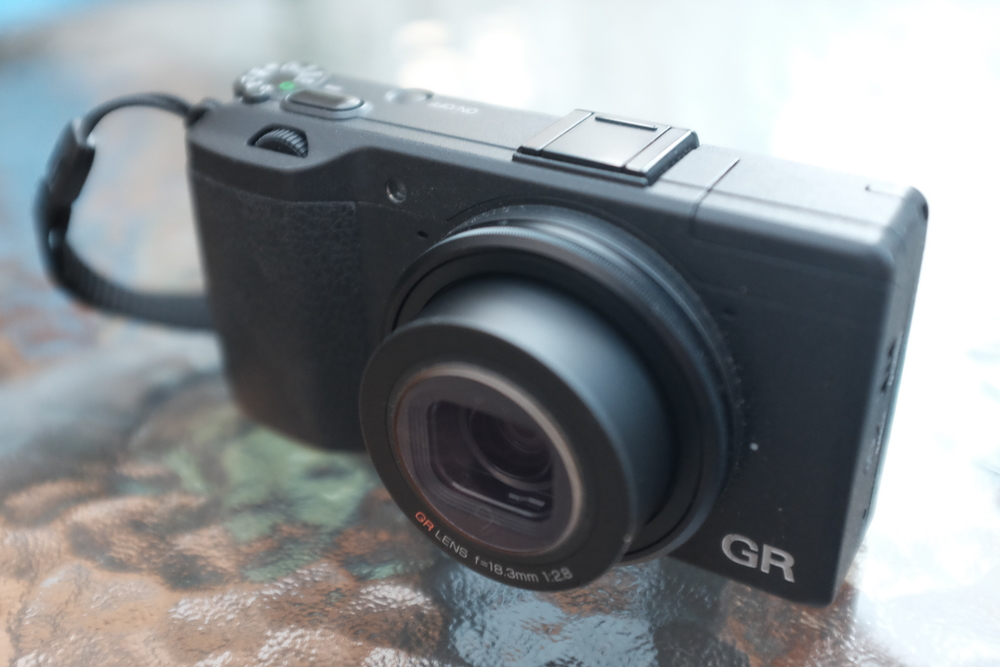 Ricoh GR: Still the one