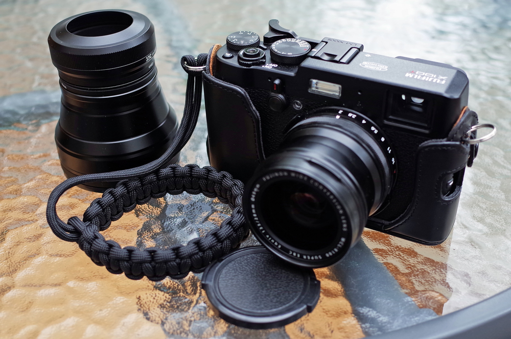 X100T with WCL mounted and JJC hood on B2B.jpg