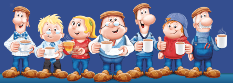Tetley's Tea Folk know a thing or two about a good cup of tea. None of them is Greek