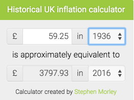 Stephen Morley's calculator can be found here